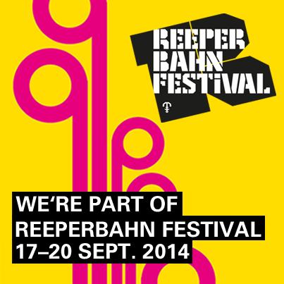 Reeperbahnfestival2014